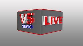 V5 News LIVE   Telugu Live TV Channel   V5 News    V5 News LIVE