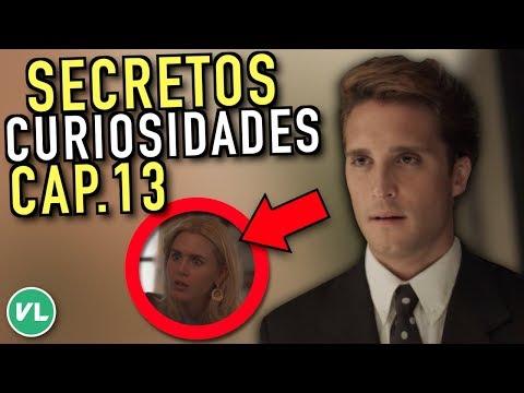 Luis Miguel La Serie - Cap 13 (Netflix) - Easter Eggs / Curiosidades / Secretos / Cosas que NO VISTE