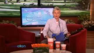 Ellen talks about Cup Sizes?