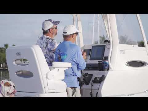 Boat Show Friday - Cobia 240CC