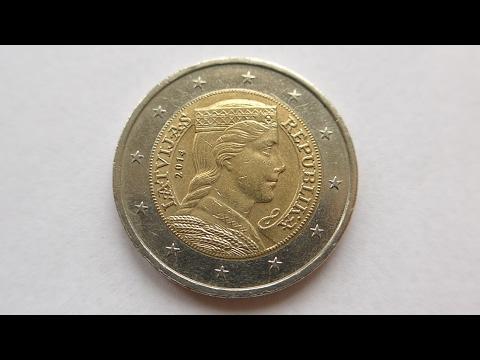 2 Euro Coin :: Latvia 2014