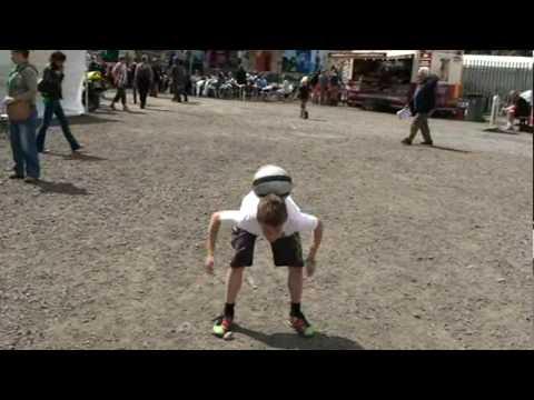 Sgiliau Samba Golwg360.com -Gethin