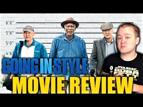 Going In Style (2017) - Movie Review