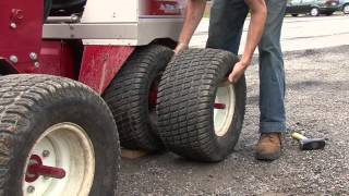 Removing Dual Wheels on a Ventrac Thumbnail