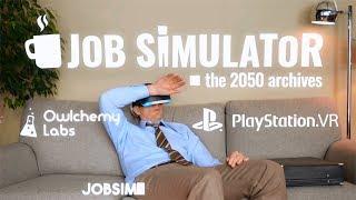 PSVR Job Simulator - VR GAMECLUB