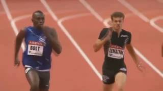 CHRISTOPHE LEMAITRE to 9.79s AND 19.50s in 2016