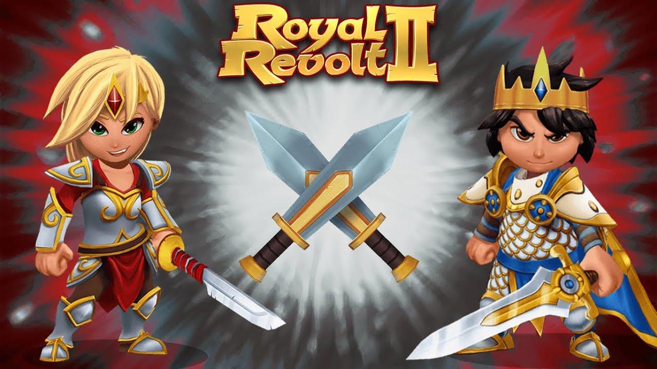 Royal Revolt 2 - Tutorial Alliance Wars - YouTube