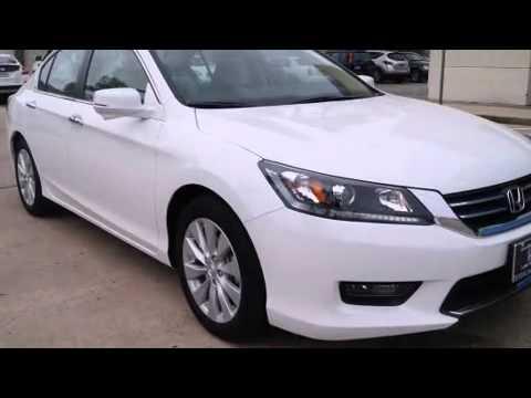 2015 Honda Accord Sedan 2.4 L4 EX In Kingwood, TX 77339. Sterling McCall  Honda