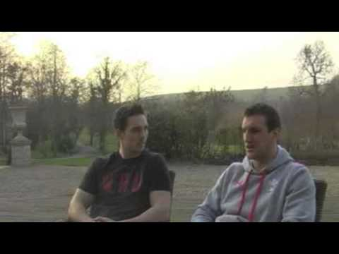 Capital Man TV | Exclusive interview with 6 Nations champions Sam Warburton and George North