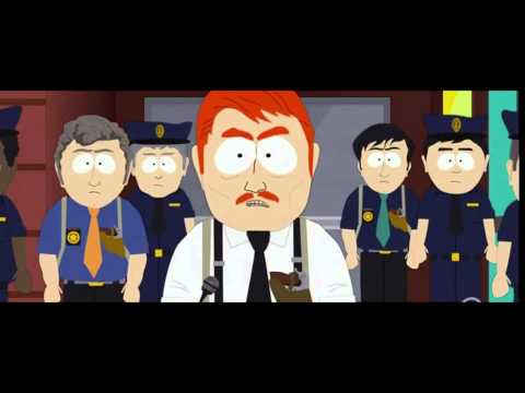 South Park: Bane: The Dark Knight Rises Official Parody Trailer