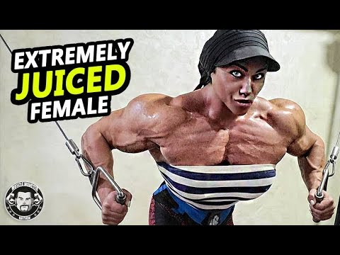 Biggest & Freakiest Female Bodybuilder Will Compete At Romania Pro