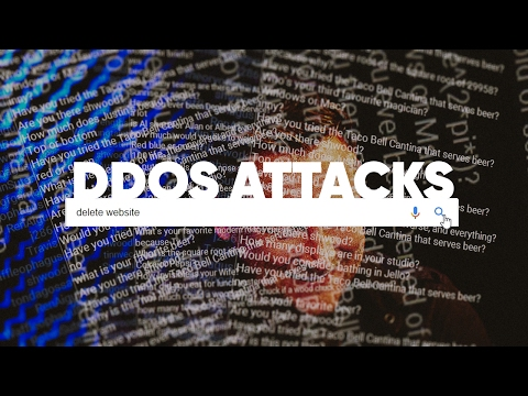 How to Cripple a Website with DDOS