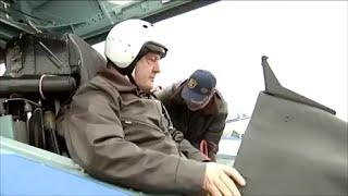 Полет Порошенко Кадры, которые не показали по ТВ