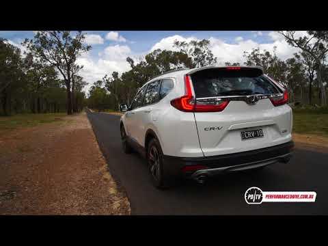2018 Honda CR V VTi 1.5 turbo 0 100km h engine sound