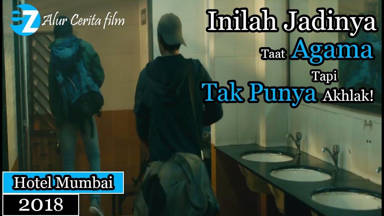 Download KISAH NYATA PENYERANGAN TERORIS DI KOTA MUMBAI - ALUR CERITA FILM HOTEL MUMBAI (2018)