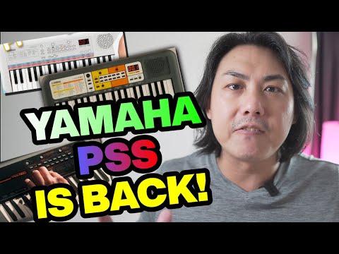 yamaha-launches-new-keyboards!-pss-a50-|-pss-e30-|-pss-f30