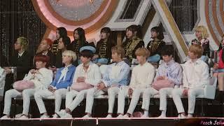 180110 방탄소년단(BTS) Reaction - IU Daesang / Golden Disk Awards by Peach Jelly