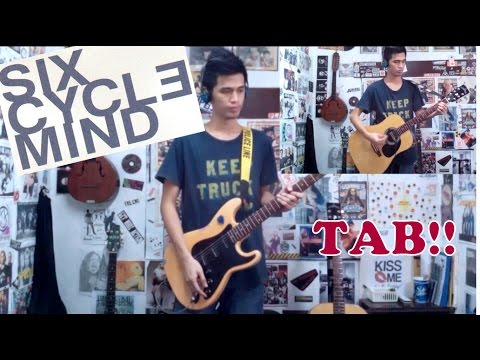 Biglaan - 6cyclemind (Guitar Cover)with Chords and Tab