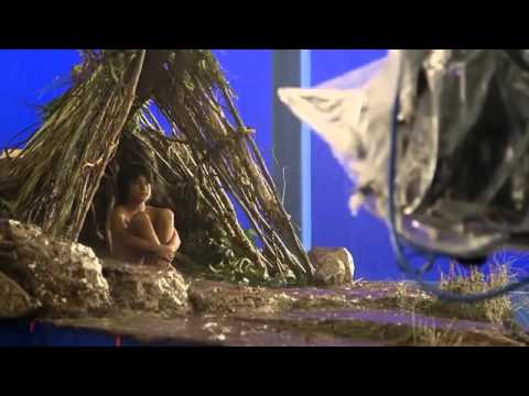 The jungle book 2016 behind the scenes