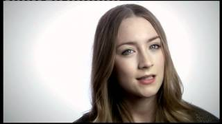 Saoirse Ronan talks about The Lovely Bones