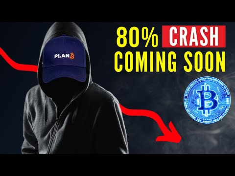 Bitcoin Will Crash 80% Says Top Analyst. Here's Why.