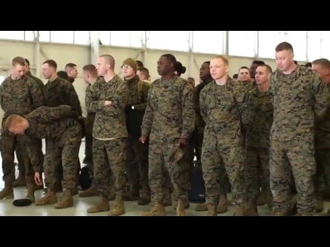 "Military Tribute - ""I'm Coming Home"""