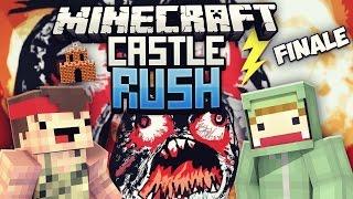 AUSRASTER GEFÄHRDET FREUNDSCHAFT?! FINALE! - Minecraft CASTLE RUSH - TdW #06 | ungespielt