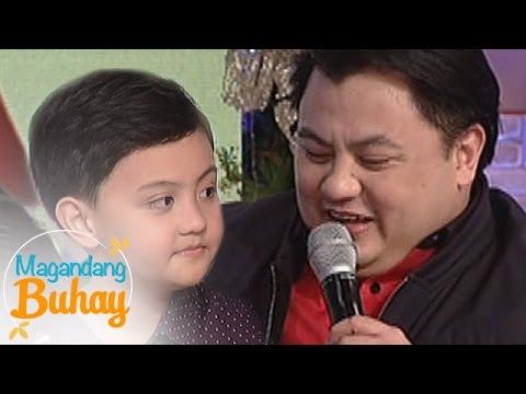 Magandang Buhay: Niño gives Alonzo a good reminder as an actor