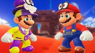 СУПЕР МАРИО ОДИССЕЙ #24 мультик игра для детей на СПТВ Super Mario Odyssey Детский летсплей