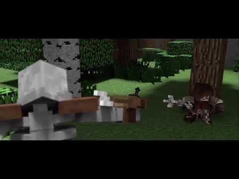 Minecraft-Sensin benim En derin kuyum (version)