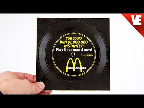 The MILLION DOLLAR McDonald's Record!