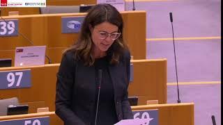"""Intervento in Plenaria di Simona Bonafè su """"Istituzione di un meccanismo dell'UE per la democrazia, lo Stato di diritto e i diritti fondamentali"""""""