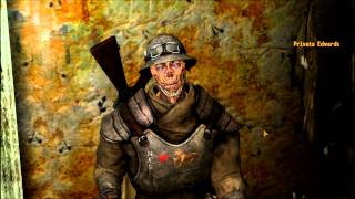 Fallout New Vegas We Will All Go Together part 2 of 2 Private Edwards