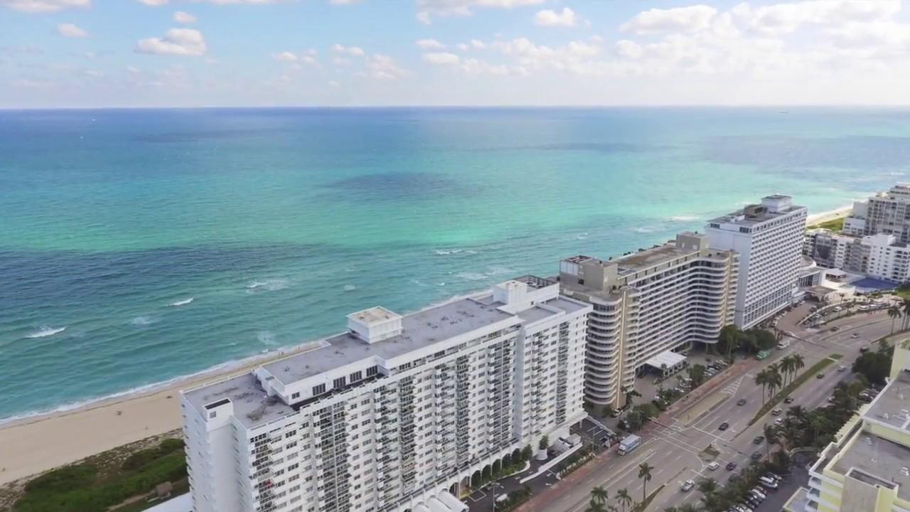 The Pavilion 5601 Collins Ave Apt 1614 Miami Beach Fl 399k