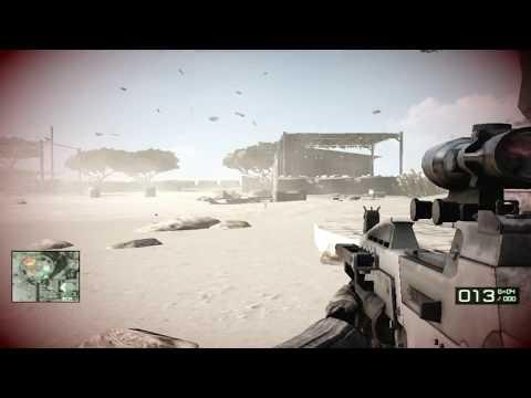 Battlefield Bad Company 2   Mission 6 SangreDelToro  Walkthrough Part 9 Gameplay1