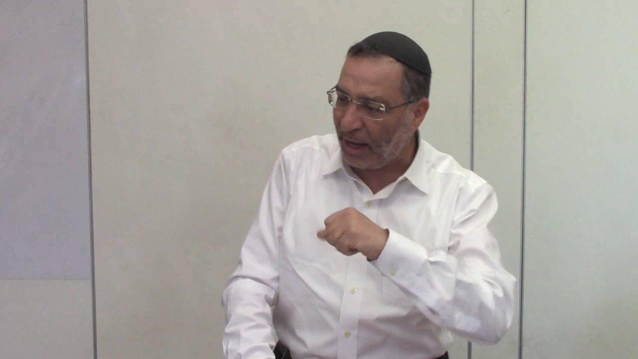 הלכות מילה - צורבא מרבנן - הרב בן ציון אלגאזי