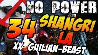**NO POWER | Shangri-La Co-op Round 34 World record | Project X song thème
