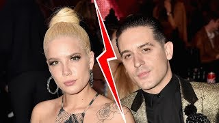 """Halsey and G-Eazy SPLIT & """"Taking Time Apart"""" After a Year of Dating"""