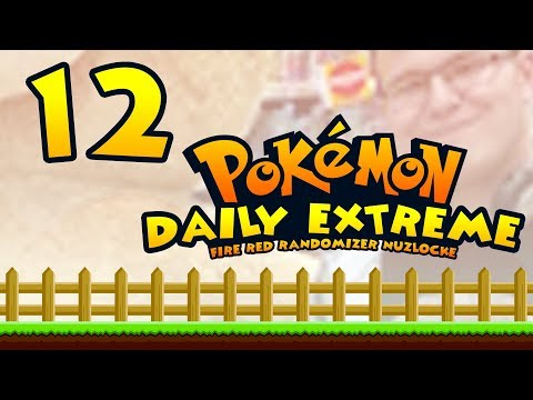 Pokémon Daily Extreme Fire Red [PL] #12 - PITER CZITER?!
