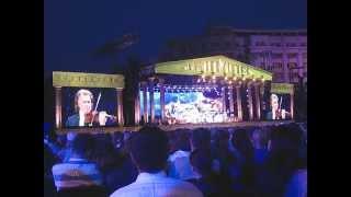 Concert Andre Rieu, vineri 5 iunie 2015 (5.06.2015), Bucuresti, Piata Constitutiei 8