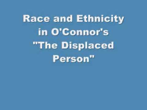 "Race and Ethnicity in O'Connor's ""The Displaced Person"""