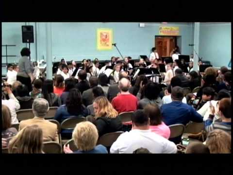 2015 James Monroe Elementary School Spring Concert
