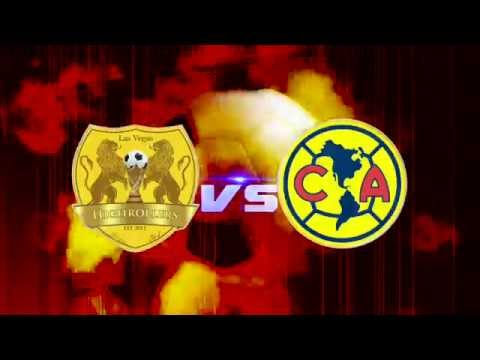 Tipacti Sports Presents...LasVegas HighRollers SoccerClub Vs Club America U20 ‪#‎July15‬ @8pm