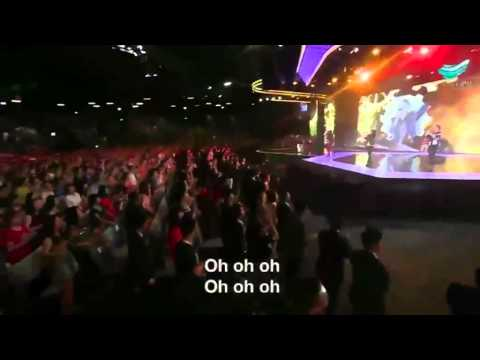 God Is Here - Israel Houghton, Darlene Zschech, Phil Wickham @ City Harvest Church