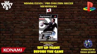 Soundtrack [Winning Eleven 8 - Liveware Evolution] Set Up Teams Before the Game