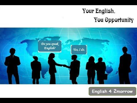 Tiếng Anh Giao Tiếp - Lesson 1: Greetings - Chào hỏi