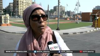 Insurgency greatly affecting Egypt