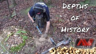 Metal Detecting Finds Untouched Civil War Ground! Incredible Discoveries In The Woods!