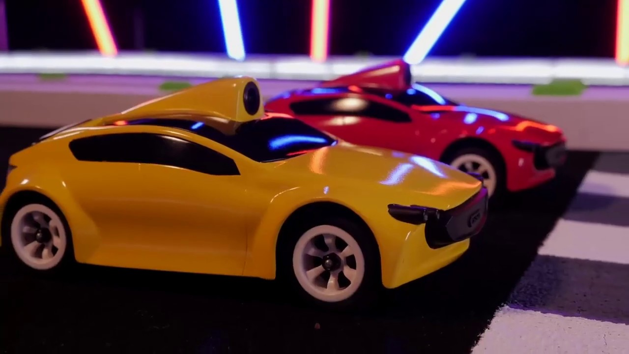 Indiegogo : Real Racer First Person View RC Racing Experience