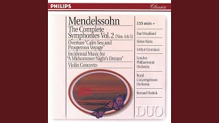 "Mendelssohn: Symphony No.5 in D minor, Op.107 - ""Reformation"" - 4. Choral ""Ein"